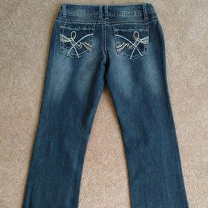 No Boundaries Boot Cut Jean Size 9